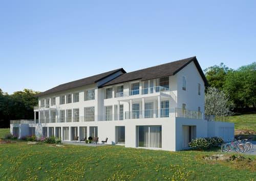 Umbauprojekt für 6 Wohnungen