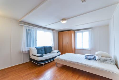 Möbliertes 1-Zimmer-Studio an zentraler Lage in Hergiswil