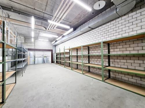 Lagerraum im Shopping Zentrum TCM