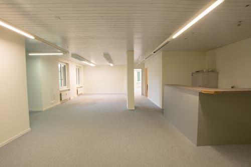 grosszügige Bürofläche im Zentrum von Kleinwabern
