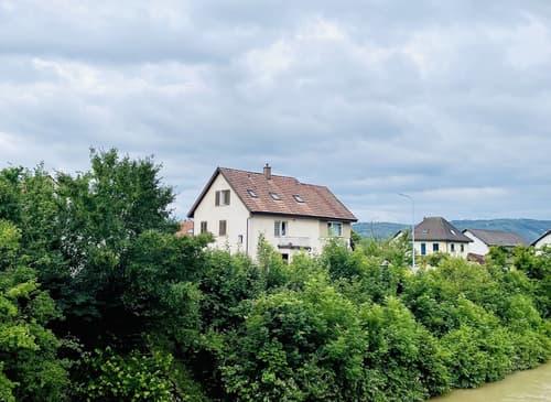 2-3 Familienhaus an ruhiger Lage und doch zentral