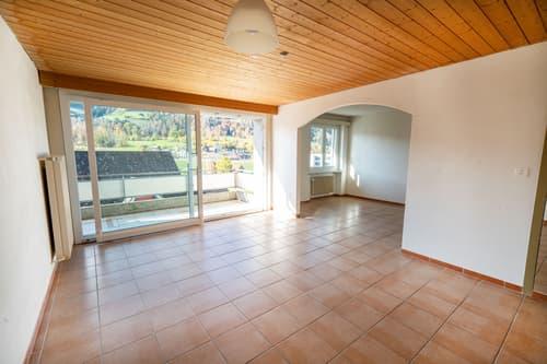 Grosszügige 3.5-Zimmer-Wohnung in Lichtensteig