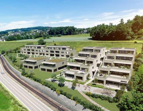 """Überbauung """"Sopra"""" Zufikon - Ihr Eigenheim mit Panorama"""