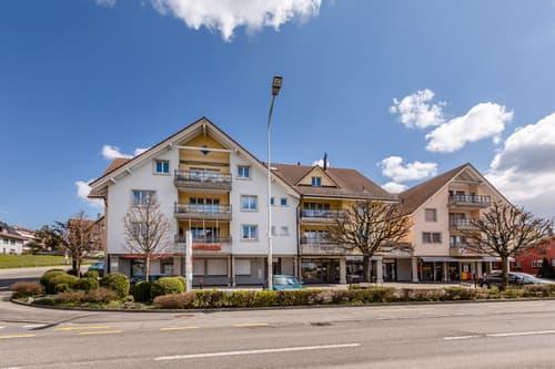 Zwei nebeneinanderliegende Wohnungen inkl.  145 m2 Gewerbefläche