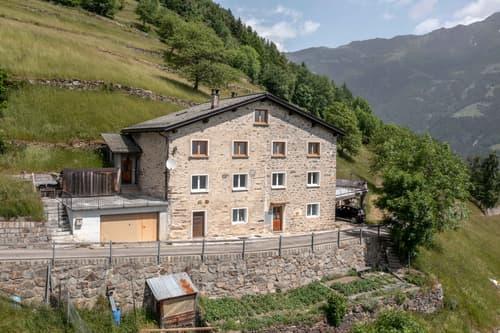 Für Ruhesuchende - mit Blick auf Italien