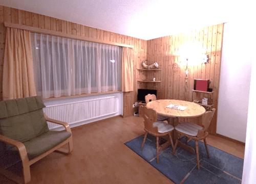 Freundliches Studio im Tourismusort - Ferien oder Dauermiete