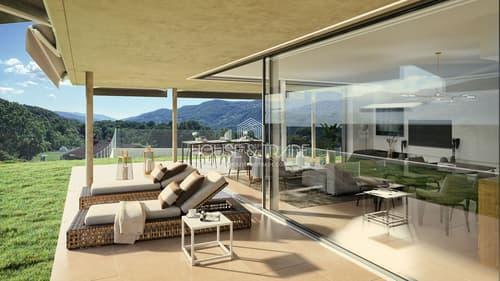 Moderno 3.5 locali con giardino in una residenza di nuova costruzione (1)