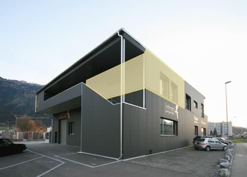 Ausgebaute Büro-/Gewerbefläche mit modernster Infrastruktur