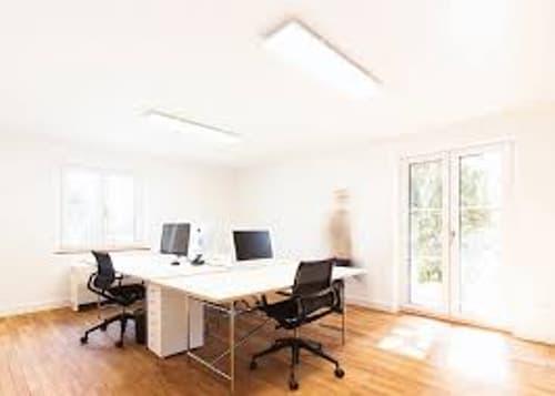 Neues Büro gegenüber Rathaus Churwalden