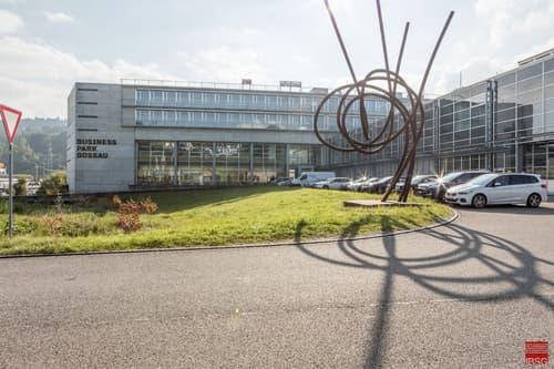 Repräsentative Büroräume suchen neuen Mieter