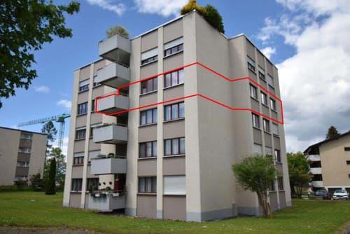 4.5 Zimmerwohnung mit top Aussicht