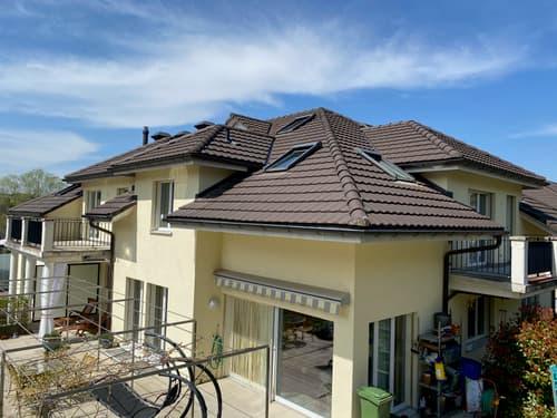 Letzte Grosse-Attika-Wohnung Waldbachpark Bottighofen