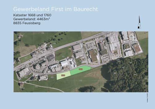 Kataster 1688 + 1760, Feusisberg
