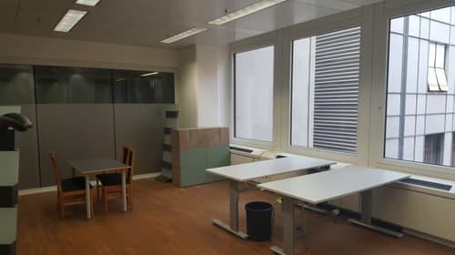 Neu renovierte und möblierte Büroräumlichkeit oder Showraum im TMC