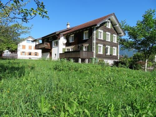 Einfamilienhaus mit südlicher Grünfläche