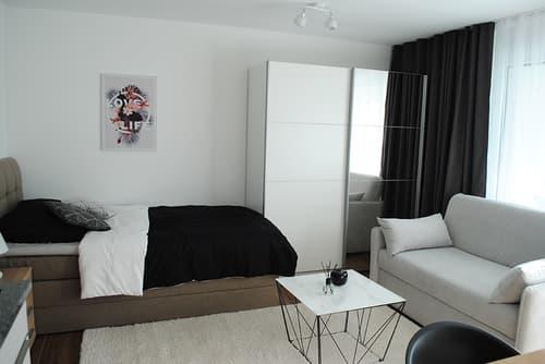 Möblierte Wohnung mit flexibler Mietdauer