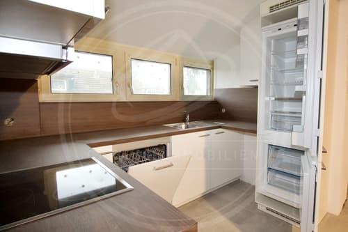 3.5 Zimmer Wohnung mit Ausblick ins Grüne zu vermieten (1)