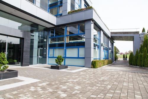 Moderne, stilvolle und flexible Büroflächen