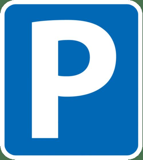 Freie Abstellplätze