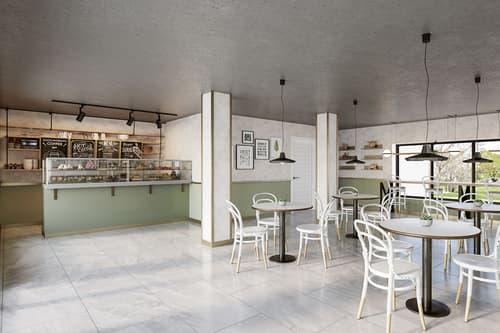 Spazio commerciale - Bar/caffetteria