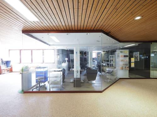 2 Ladenlokal in der Gallaria Caspar Badrutt