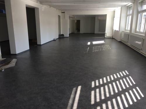 zu vermieten ausgebauter Gewerberaum ca. 305m²
