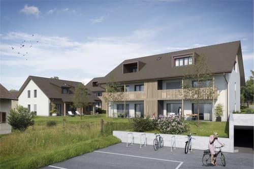 Mehrfamilienhaus Neubau als Anlageobjekt