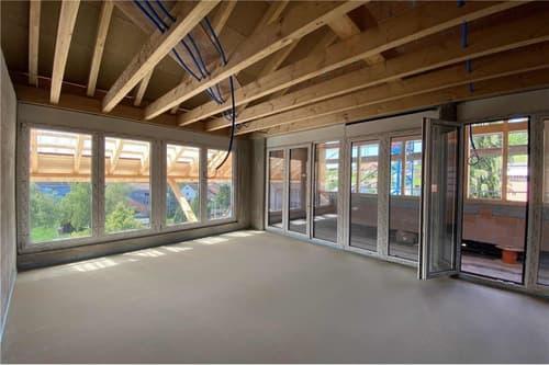Moderne 3.5 Zimmer - Attika Wohnung