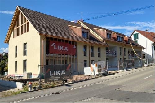 Neubau Anlageobjekt in Schupfart / AG