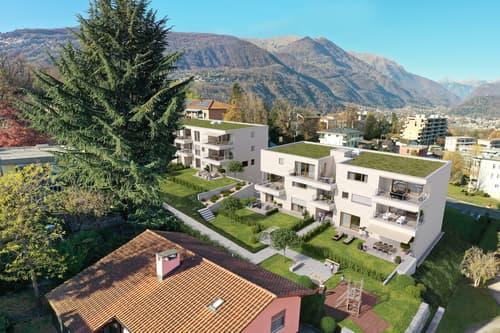nuovo appartamento di 3 1/2 locali in ottima locazione (1)