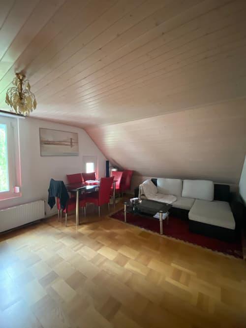3-Zimmerwohnung in Lengnau zu vermieten!
