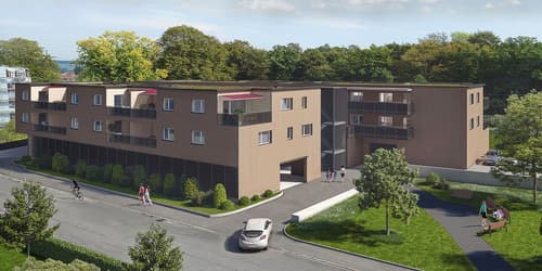 Grosszügige 3½-Zimmer Eigentumswohnung in Höri