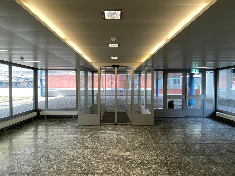 Ausgebaute und bezugsbereite Büroflächen