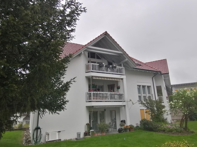 Originelle Dachwohnung mit Galerie