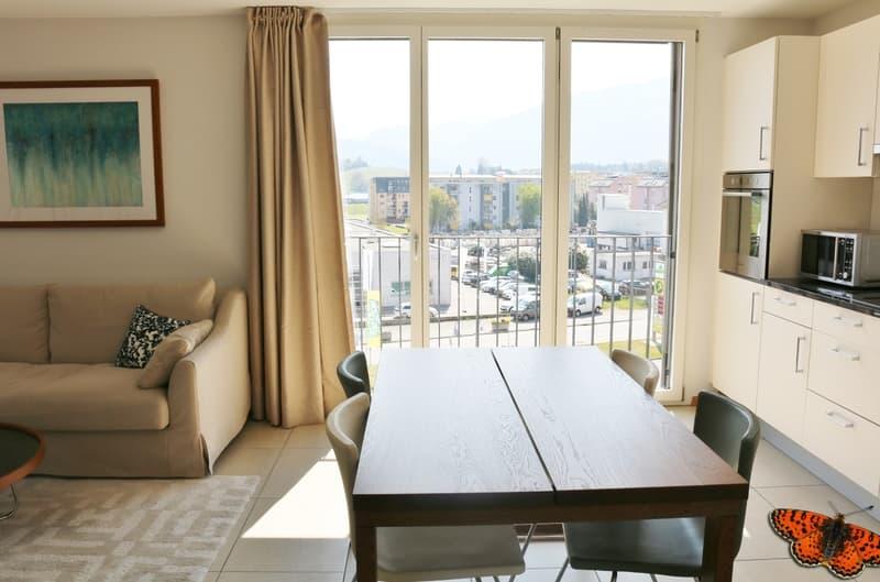 Appartements contemporains... fonctionnels et proches des commodités ! (2)