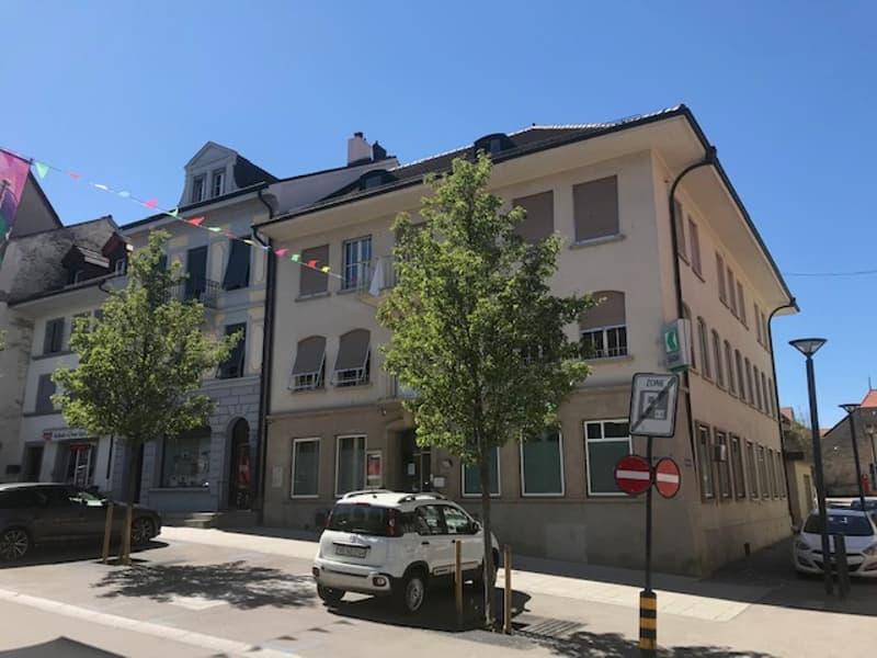 Immeubles à usage mixte (3)