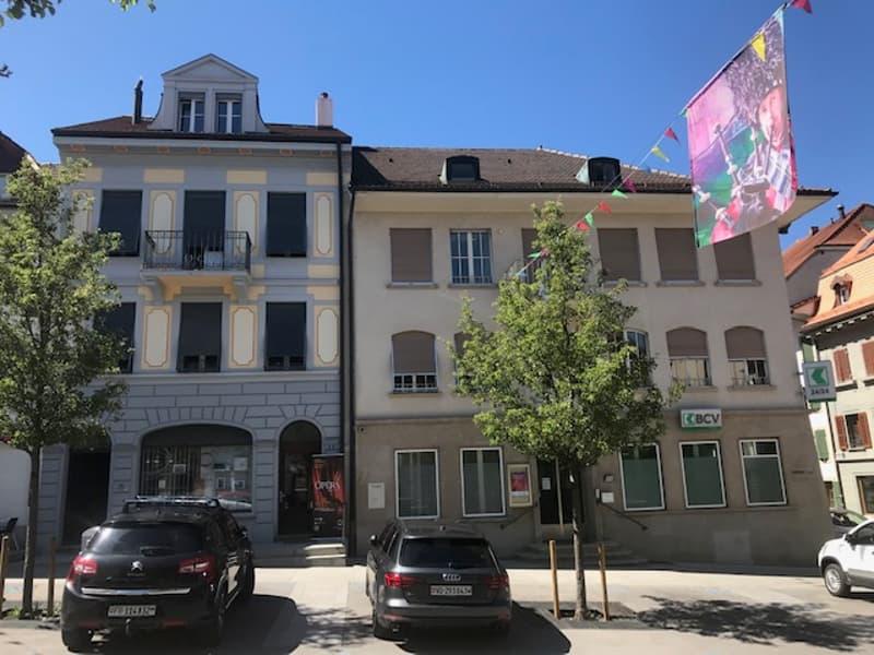 Immeubles à usage mixte (1)