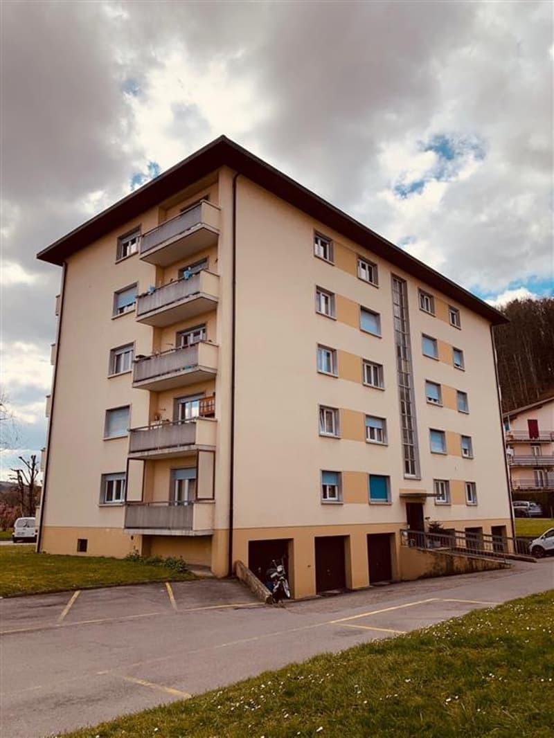 Immeuble profil