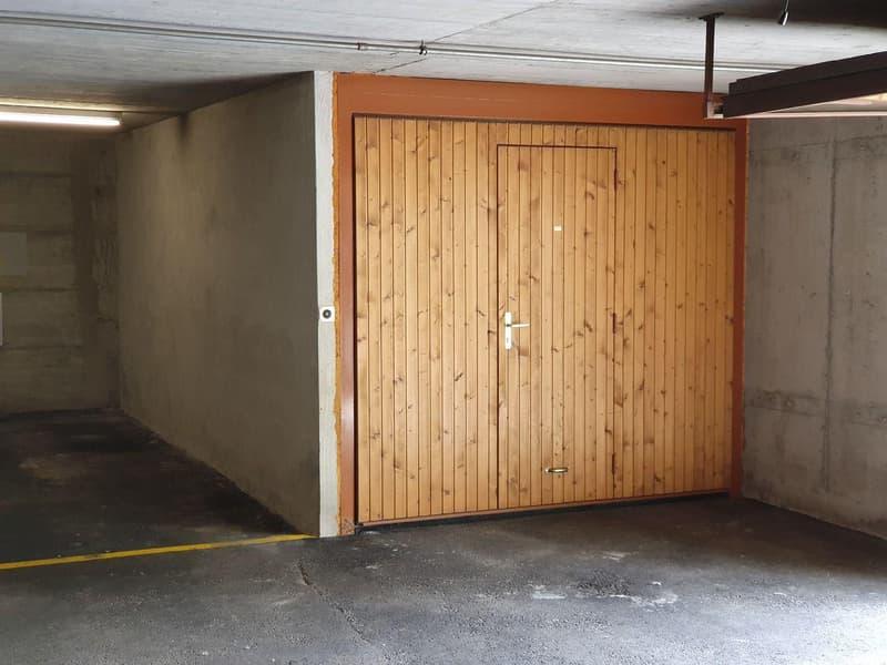 Garage box - garage Prétaire - Verbier (1)