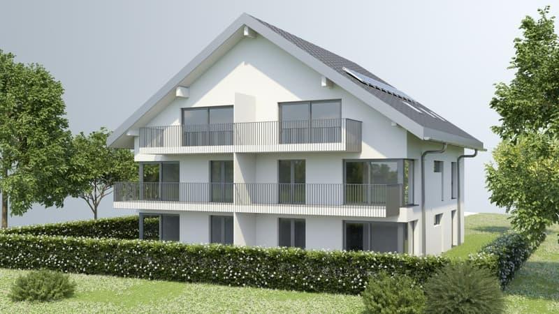 Résidence - Le Domaine du Marronnier - Lot 6 - 3.5 pièces au 2e étage (2)