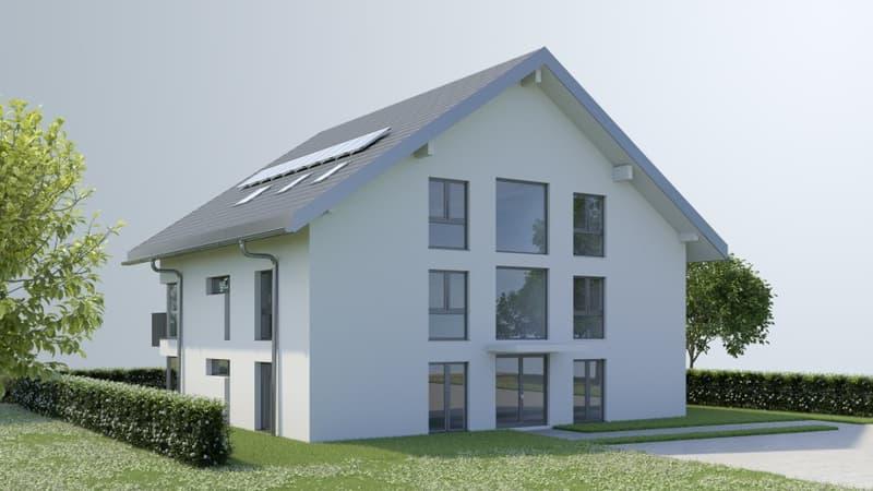 Résidence - Le Domaine du Marronnier - Lot 6 - 3.5 pièces au 2e étage (1)
