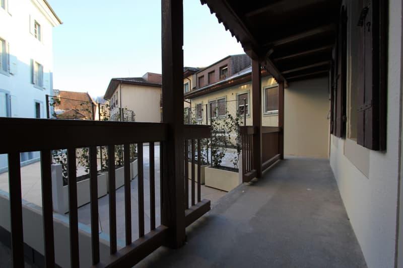 Magnifique logement de 2.5 pièces disponible dès le 1er octobre 2021 (5)