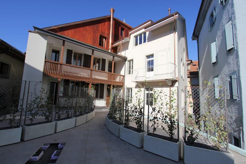 Magnifique logement de 2.5 pièces disponible dès le 1er octobre 2021 (1)