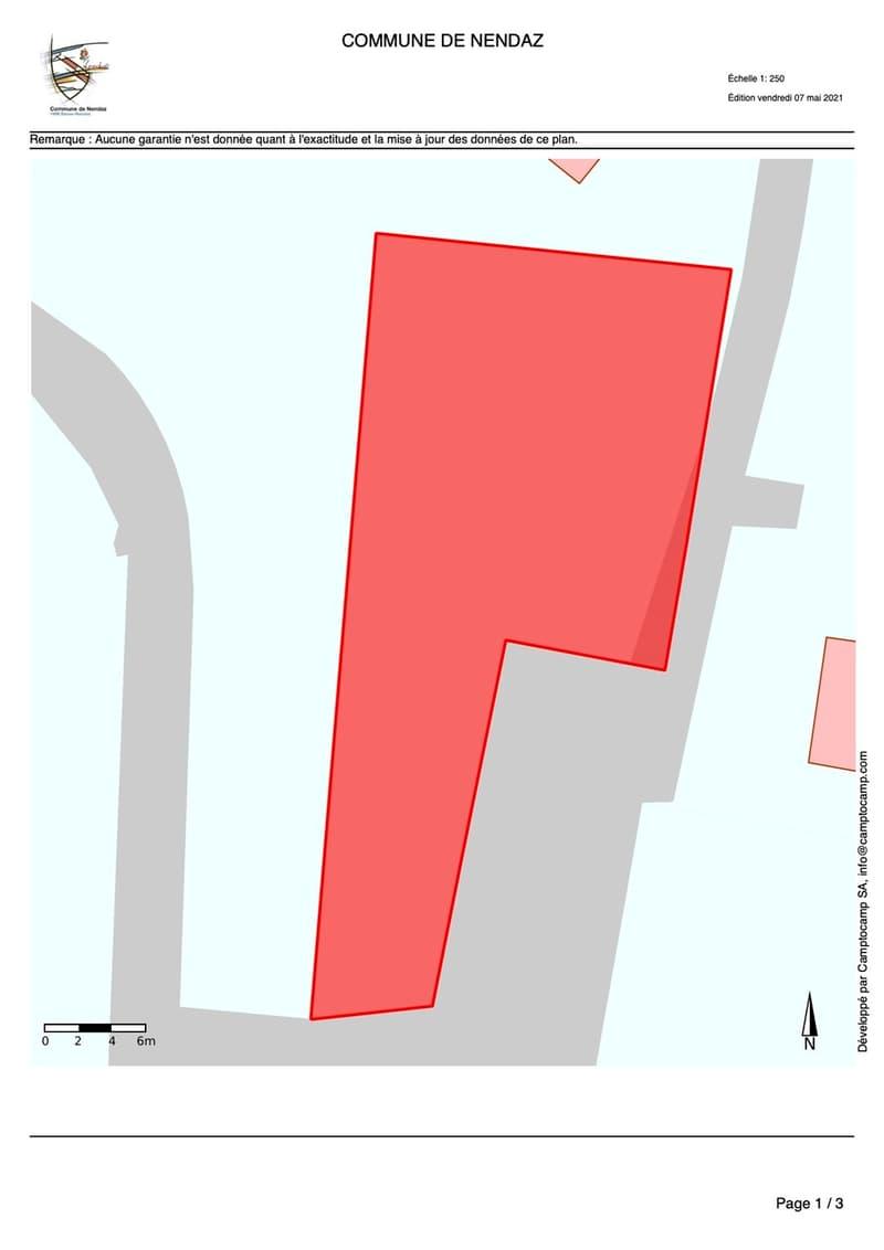 A vendre à Nendaz: Terrain à bâtir , quartier calme, bien ensoleillé! (5)