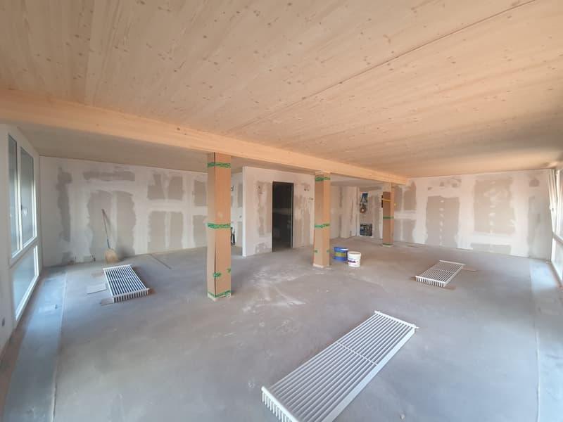 BULLLE / En exclusivité, surface commerciale neuve au 1er étage (2)