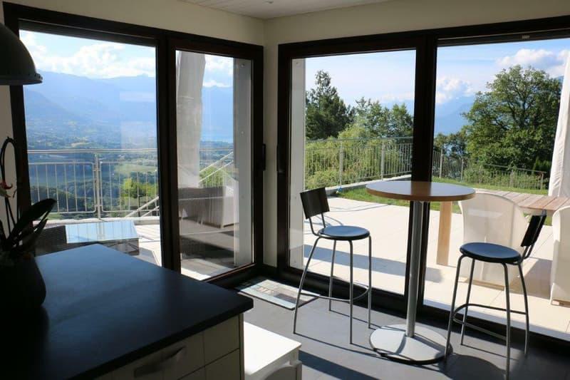 Villa de 6.5 pièces à Chardonne vue panoramique Léman et Alpes (2)
