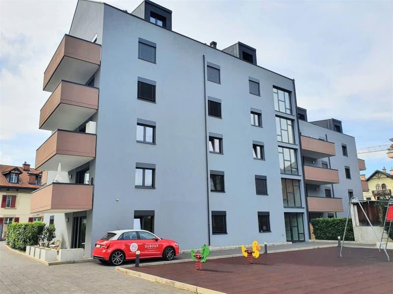 La Tour-de-Peilz - Magnifique appartement meublé avec balcon baignoire et proche de toutes commodités (2)