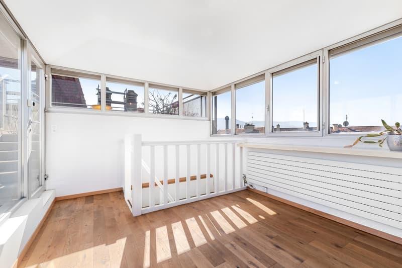 Magnifique appartement avec terrasse sur le toit (13)