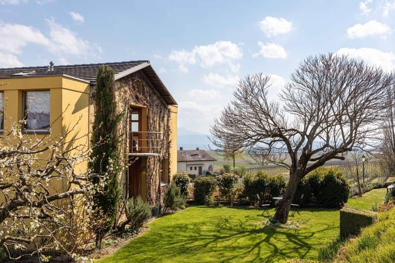 Villa d'architecte avec magnifique vue sur le lac (12)