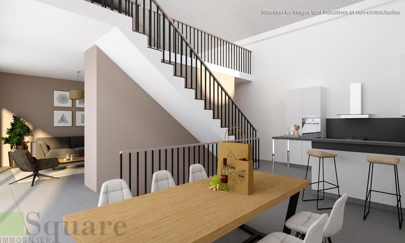À vendre, Maison jumelée, 1407 Donneloye, Réf V49092021 (1)